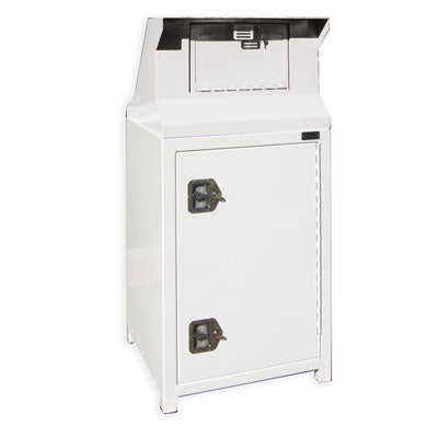 Outdoor Pharmaceutical Disposal Bin, 38 Gallons - CE138-CH-P