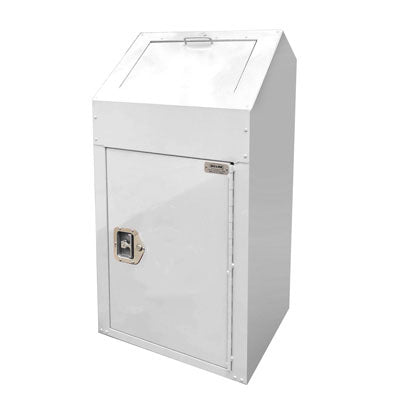 Small Indoor e-Waste Collection Bin, 24 gal capacity  -  EW06