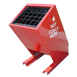 Hot Coal Containers Large - HCC-L