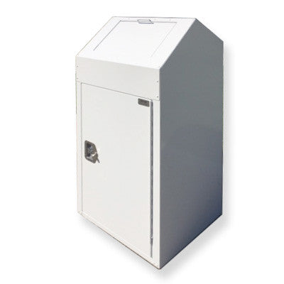 Large Indoor e-Waste Collection Bin, 40 gal capacity  -  EW01