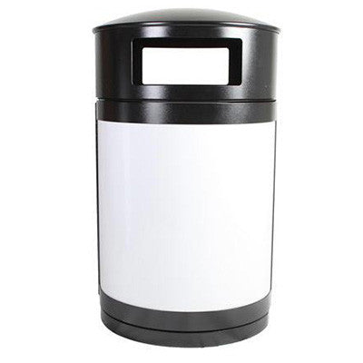 Trash Cans and Recycle Bins , 55 Gallon - HS55