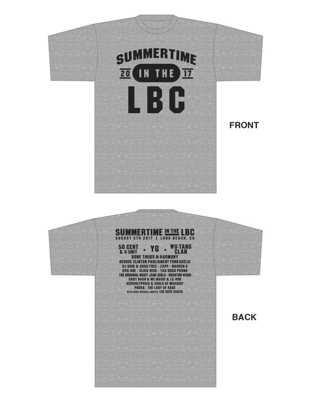LBC Athletic Mens T-Shirt