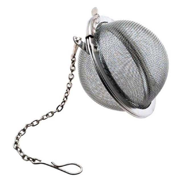 Stainless Steel Classic Ball & Chain Strainer