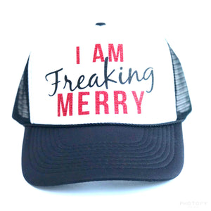 I am freaking merry!