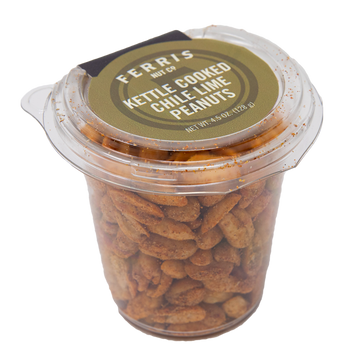 4.5 oz. Kettle Cooked Chile Lime Peanuts