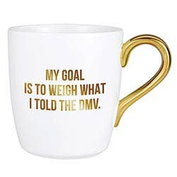 16oz TA Gold Mug-Goal Weight