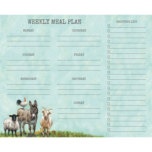 Notepad - Family Meal Plan