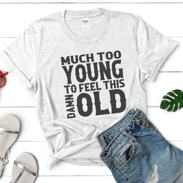 Pre Order- Too Young