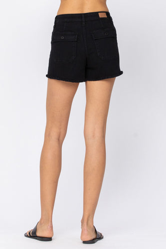 Cargo Patch Judy Blue Shorts