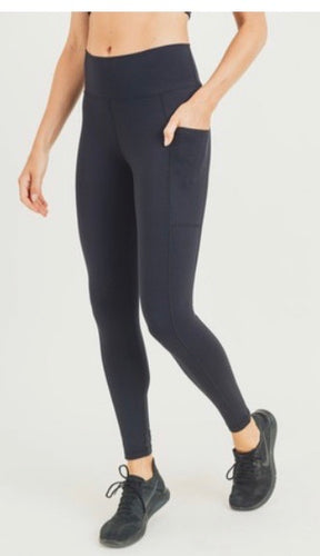 Back Highwaist Leggings