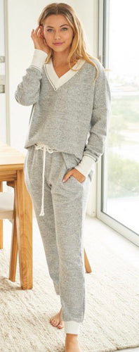 Cozy Gray Pj set