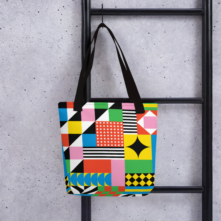 Dazzling Colorful Tote
