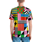 Dazzling Colorful Tee for Men