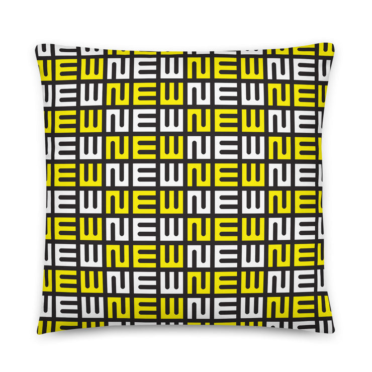 NEW Pattern Pillow