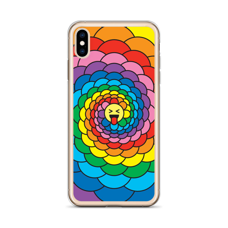 BURST OF PRIDE iPhone Case