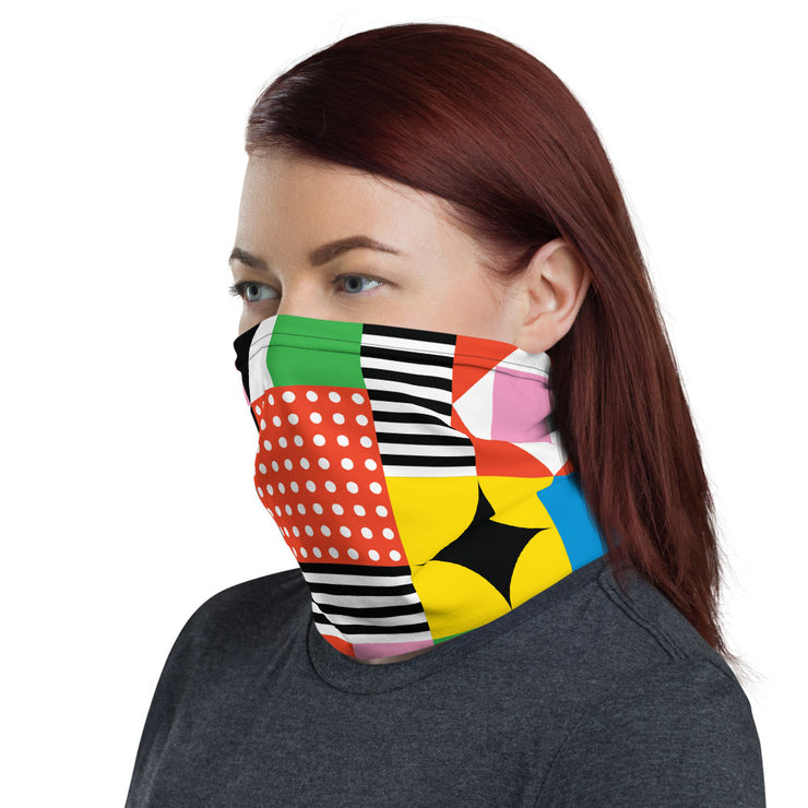 Dazzling Colorful Neck Gaiter