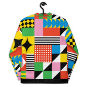 Dazzling Colorful Unisex Jacket