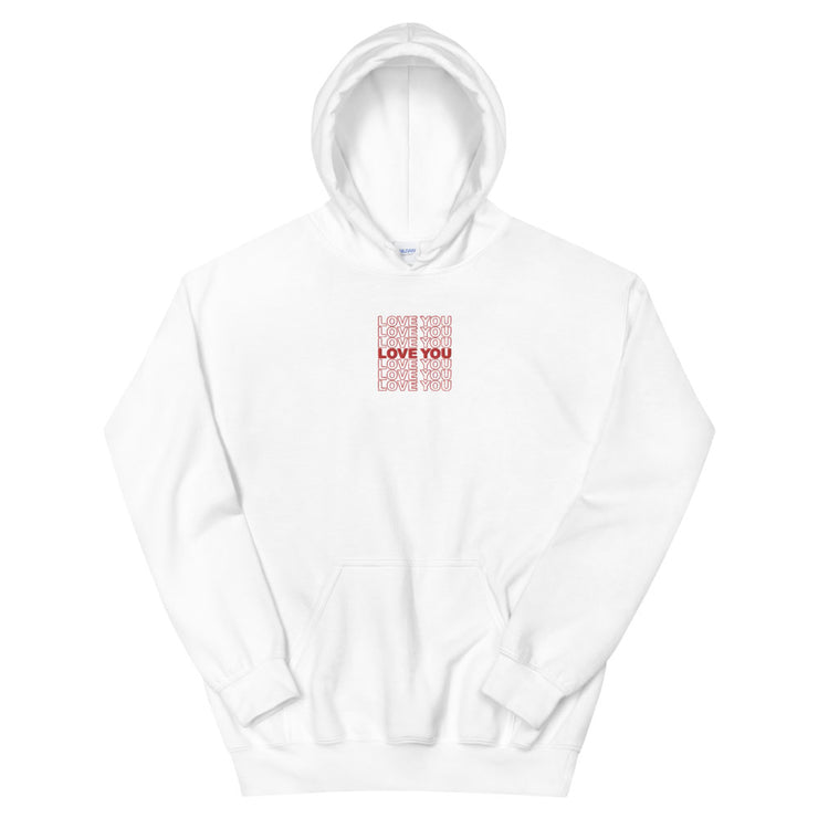 Love You on Repeat Hoodie