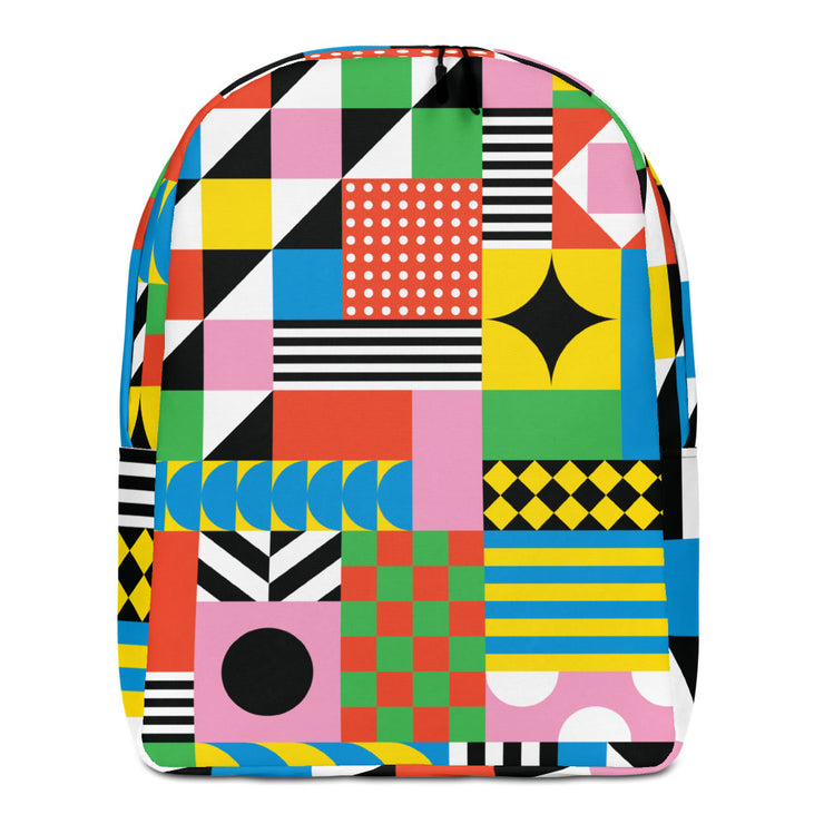 Dazzling Colorful Backpack