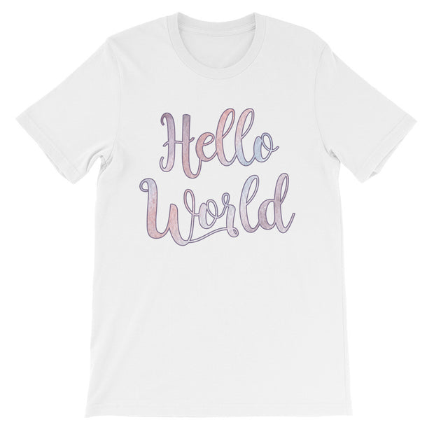 Hello World Unisex
