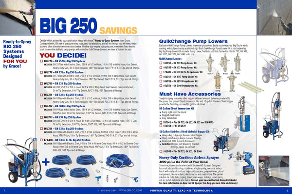 Big 250 Package - AGB Weatherproofing Technologies, LLC
