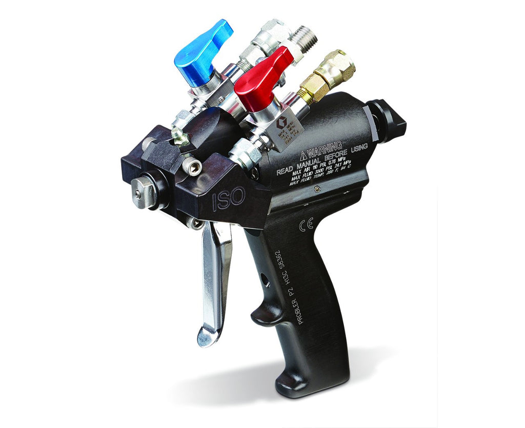 Probler®P2 Spray Gun - AGB Weatherproofing Technologies, LLC