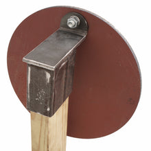 "12"" Gong Steel Competition Target"