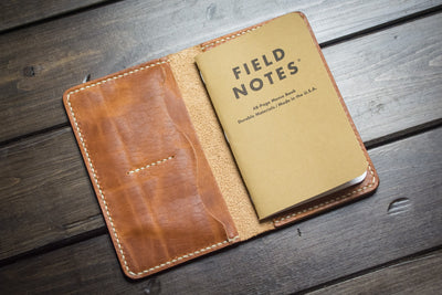 POPOV LEATHER Field Notes Cover