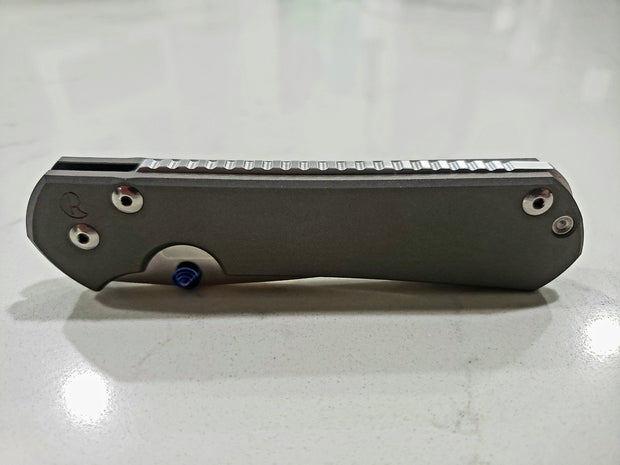 Carolina Bladez  Sebenza 21/31 Geared Back Spacer