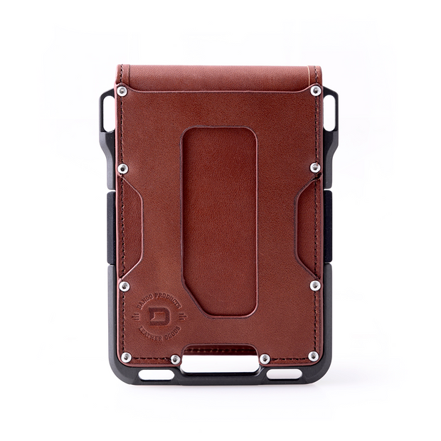 M1 MAVERICK BIFOLD WALLET - 4 POCKET BIFOLD LEATHER