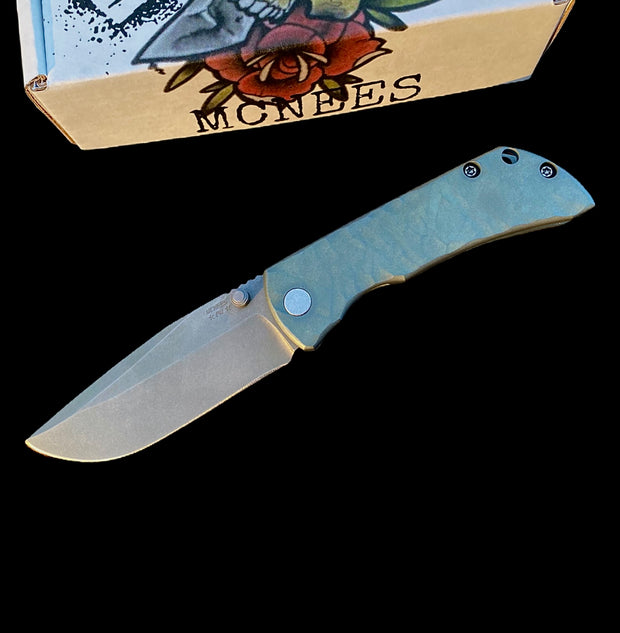 MCNEES PM MAC 2- STONEWASHED/ GEAR SPACER