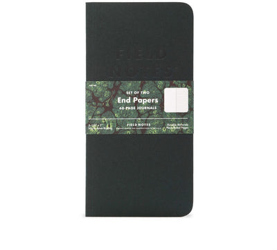 "END PAPERS 3 1/2"" X 7""   2 - Pack"