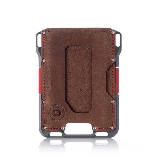 M1 MAVERICK WALLET - SINGLE POCKET LEATHER