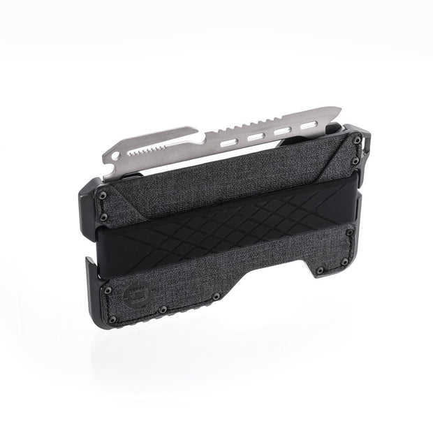 T01 TACTICAL WALLET - SPEC-OPS - SPECIAL EDITION - GUNMETAL