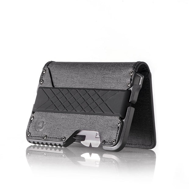 T01 TACTICAL BIFOLD WALLET - SPEC-OPS - SPECIAL EDITION - GUNMETAL