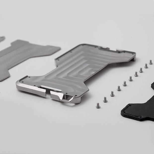 T02 TITANIUM TACTICAL WALLET - SINGLE POCKET