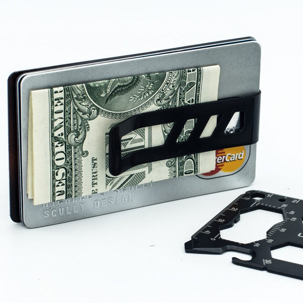 Wallet TOOLCARD PRO with Clip