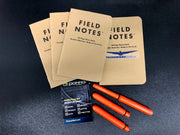 POKKA PEN / FIELD NOTES VALUE PACK