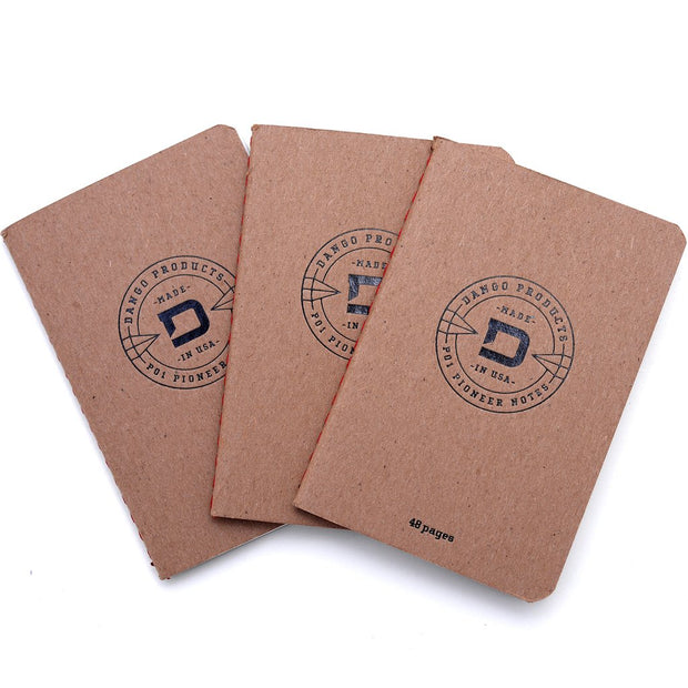 NOTEBOOKS (3PACK)