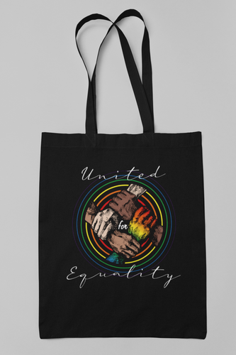 United for Equality Tote Bags