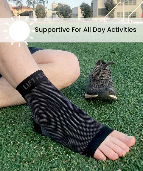 FlexyFit Feet Compression Sleeve All Day Relief