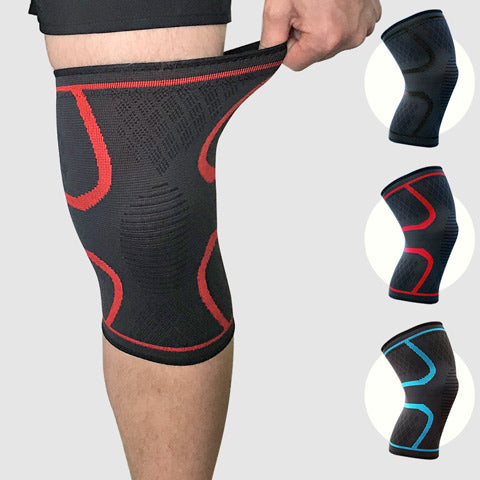 OxyFlow Knee Compression Sleeves by Lift and Rise