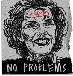 NO PROBLEMS SERIES
