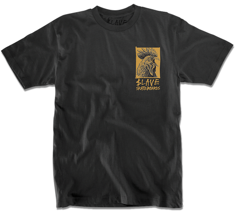 COURAGE TSHIRT - ASPHALT