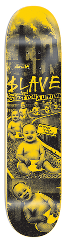 TOXIC BABIES - YELLOW   8.25