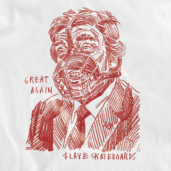 GREAT AGAIN TSHIRT - WHITE