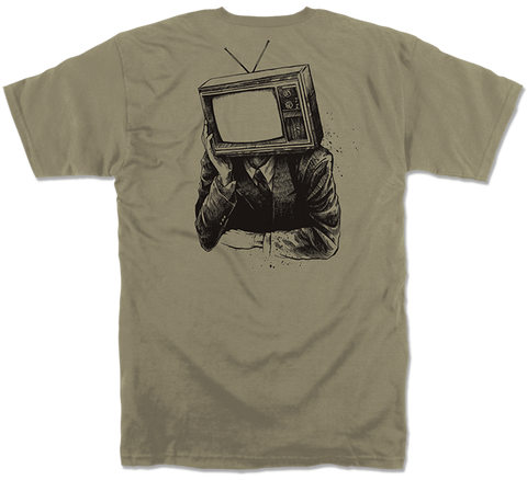 BORED TSHIRT - SAFARI