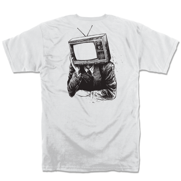 BORED TSHIRT - WHITE