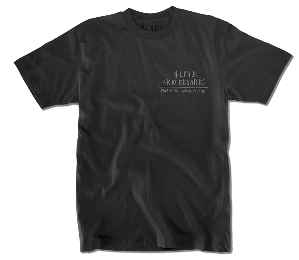 RETIREMENT TSHIRT - ASPHALT