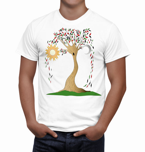 Tree Of Life - Short sleeve men's t-shirt